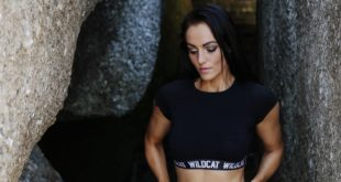 Michelle Elliott features as this week's LW Babe of the Week