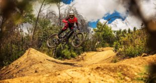 Interview and video feature with up-and-coming Downhill MTB rider, Jasper Barrett