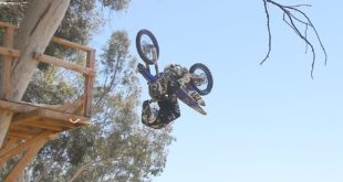 Showcasing some of the most technical, big hit and creative riding ever seen, Josh Hill puts it all together with a mix of gas powered 450 and electric motocross bikes. Watch No Fluff here.