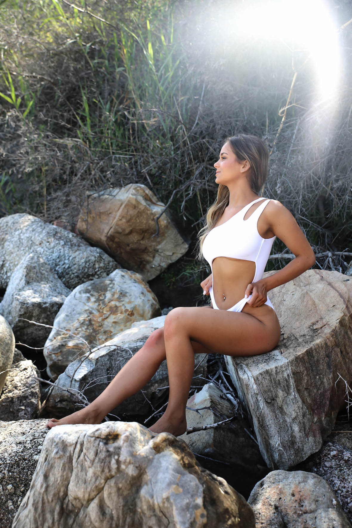 Our South African Babes feature with Jessica Van Jaarsveld
