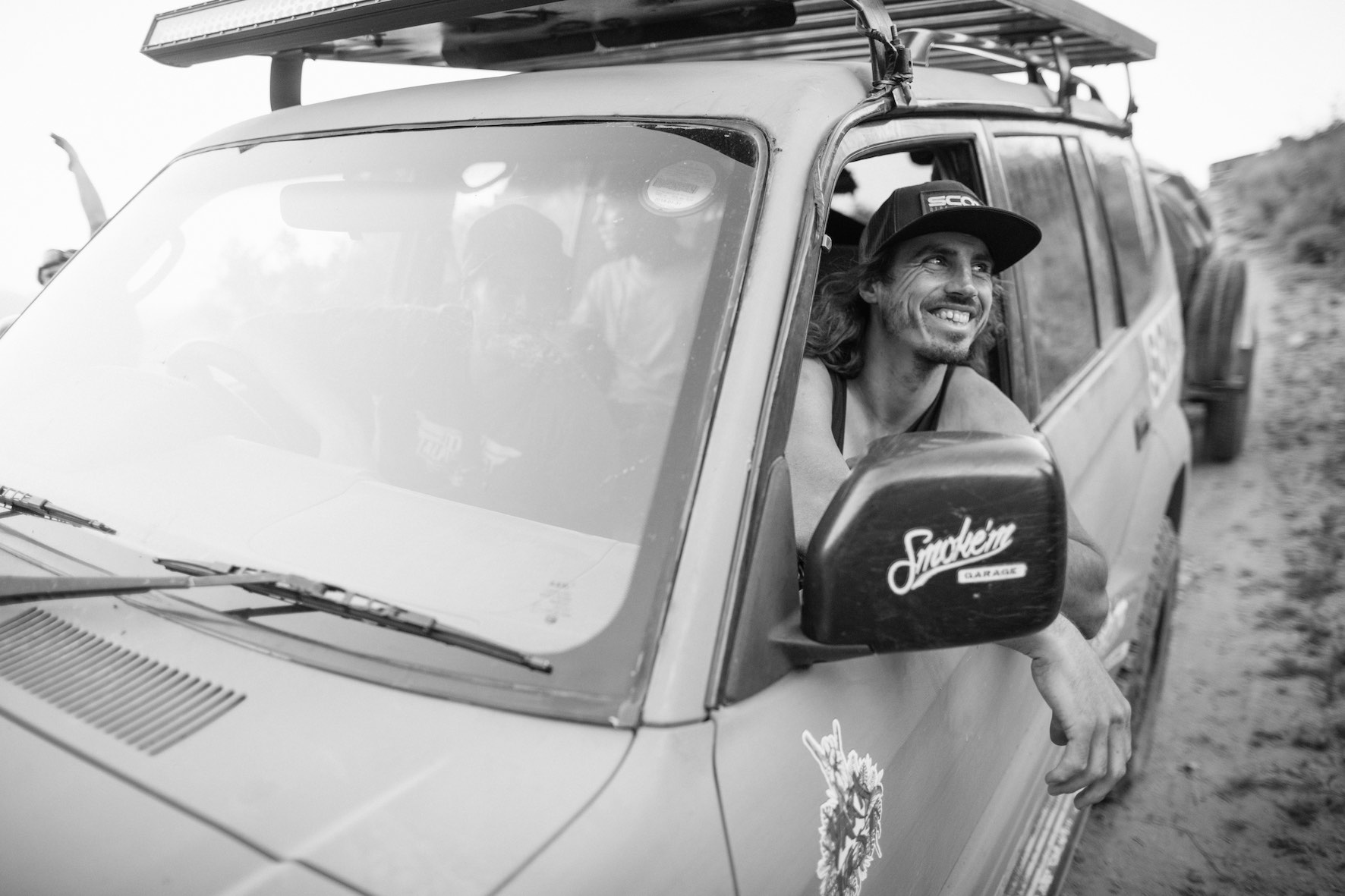 Interview with Freeride MTB master Nico Vink about DarkFEST 2019