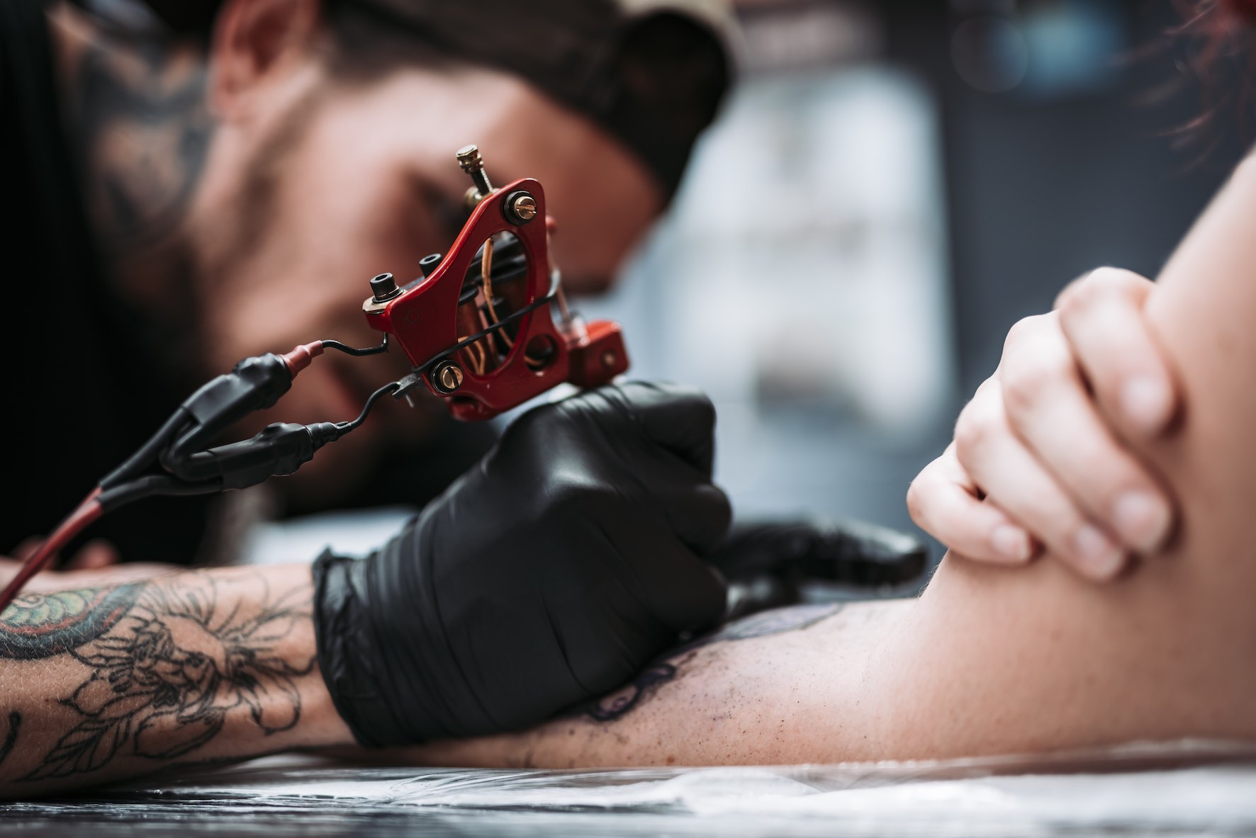 We talk tattoos and the tattoo industry with Daniel Forster