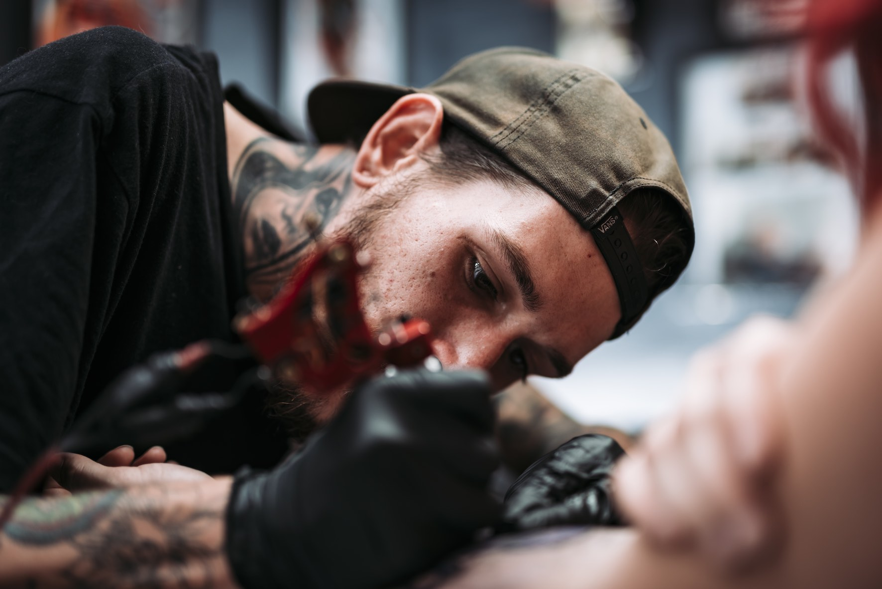 Daniel Skye Forster talks tattoos and more in our featured Tattoo Artist interview
