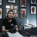 Meet Daniel Forster as our featured tattoo artist