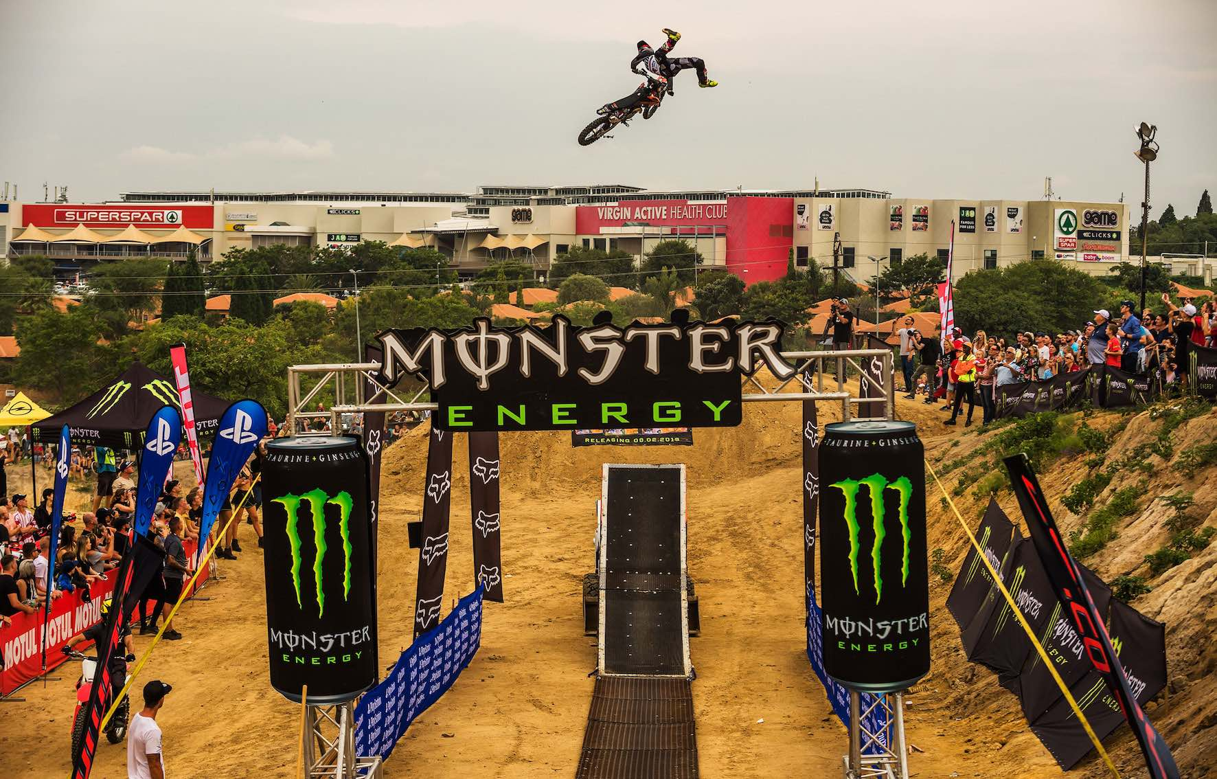 Results from the FMX contest at King of the Whip event