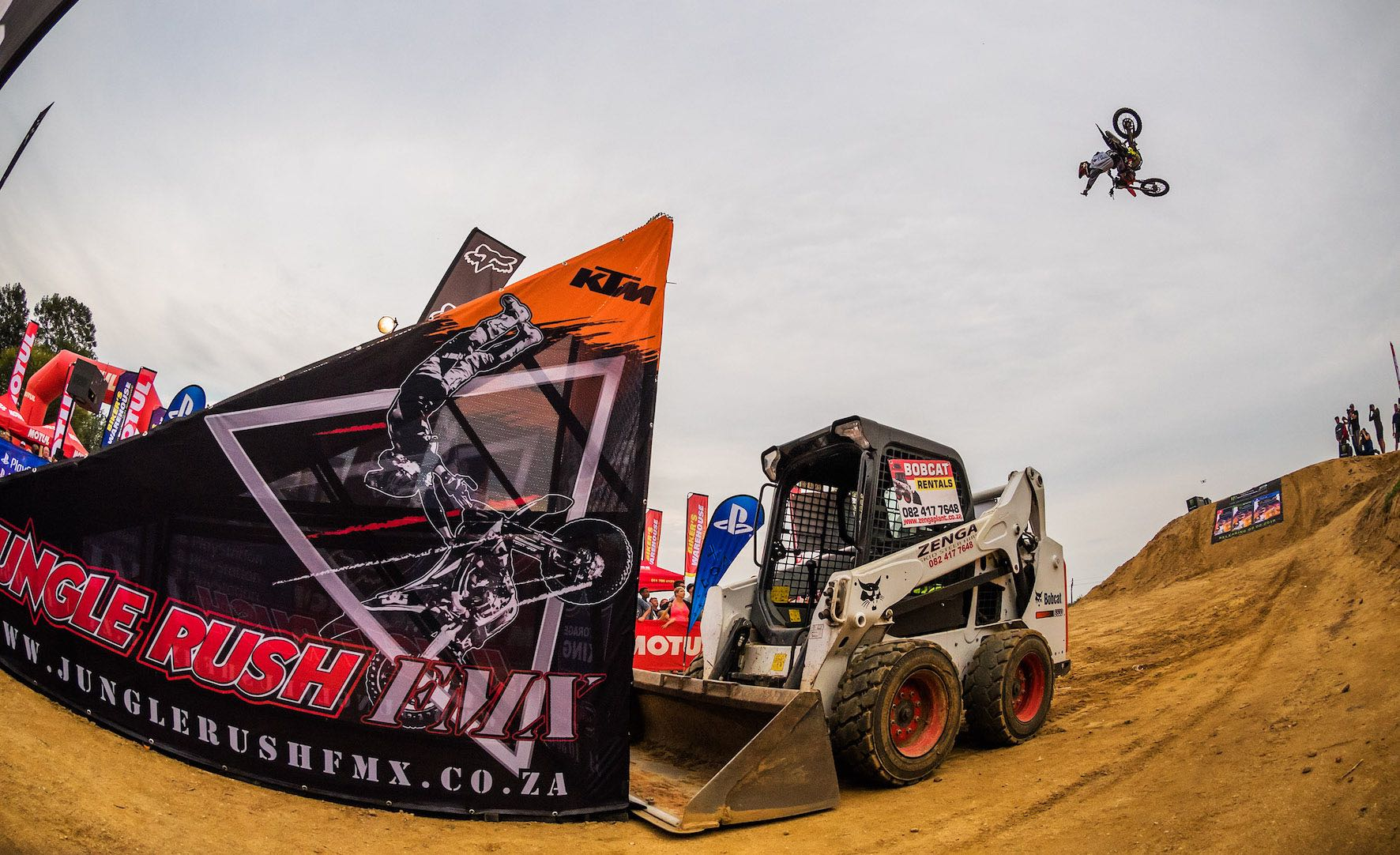 Event review from the King of the Whip 2019 freestyle motocross best whip event
