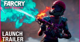 Have you got your copy yet? Far Cry New Dawn is available now.. Watch the launch gameplay trailer to get some insight into the game, where you are the last line of defence in a transformed, post-apocalyptic Hope County.