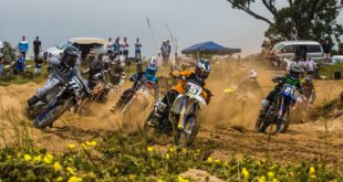 Race Report from and exciting Round 1 of the 2019 TRP Distributors South African National Motocross Championship from Rover Raceway in Port Elizabeth.
