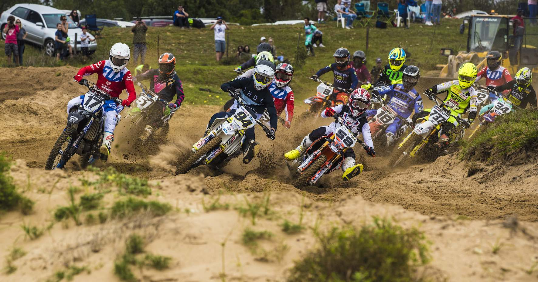 Race report from Round 1 of the 2019 TRP Distributors South African National Motocross Championship