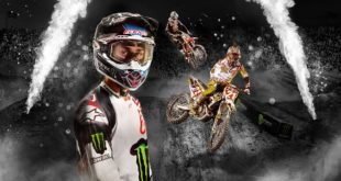 Announcing the launch of Monster Energy Supercross - The Official Videogame 2 with this action packed launch trailer - Available on February 8th.