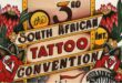The South African International Tattoo Convention returns to Cape Town this March for its 3rd annual show.