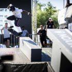 Khule Ngubane taking 2nd place at the Ult.X 2019 Skateboarding contest