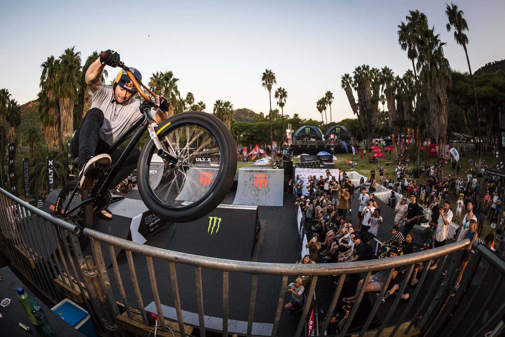 BMX Action at its best at the 2019 ULT.X Action Sports Festival at Sun City