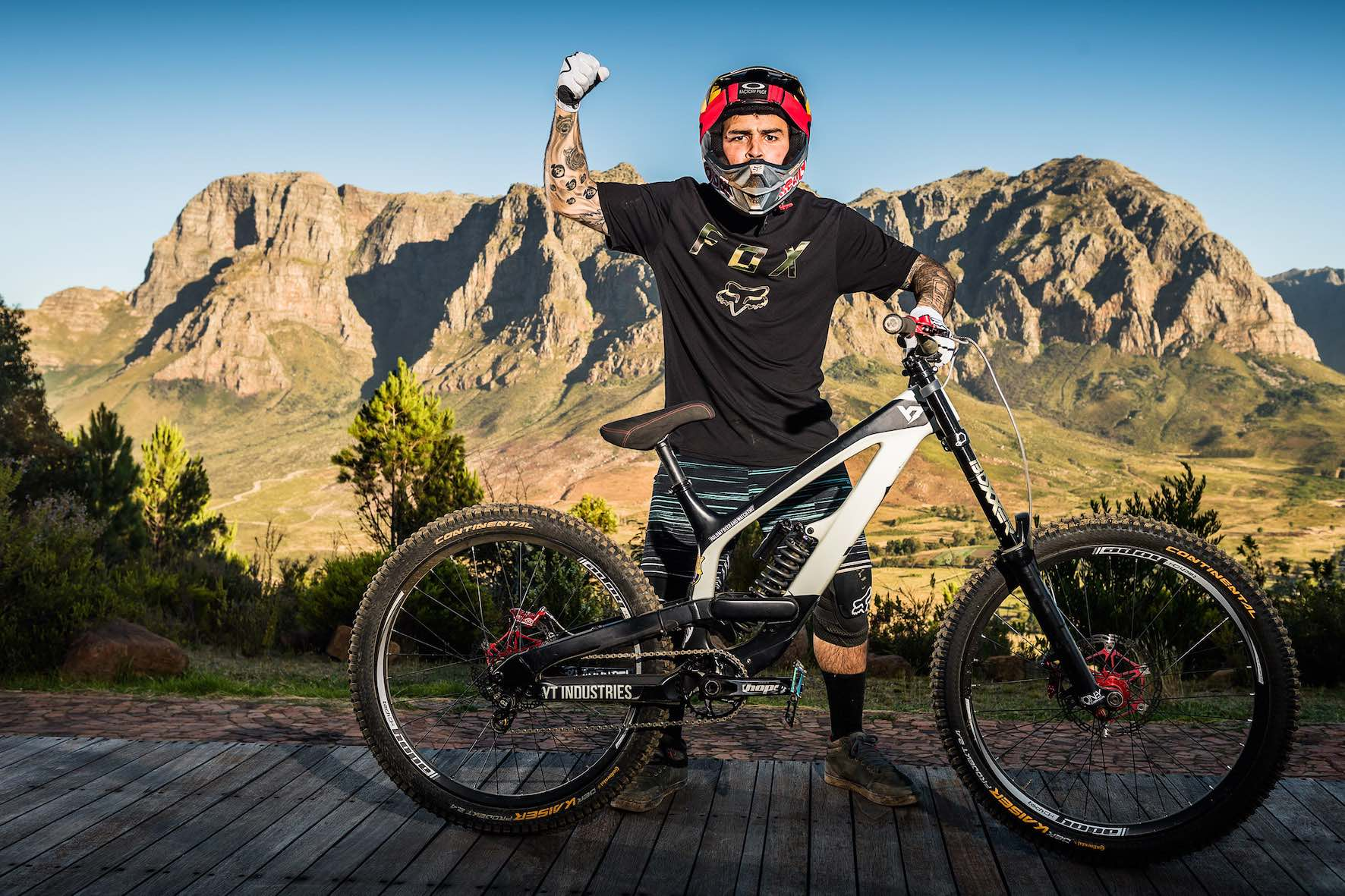 Interview with Freeride MTB Master Andreu Lacondeguy