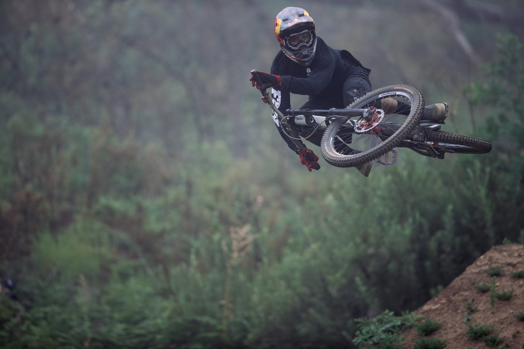 Interview with Freeride Mountain Bike Master Andreu Lacondeguy