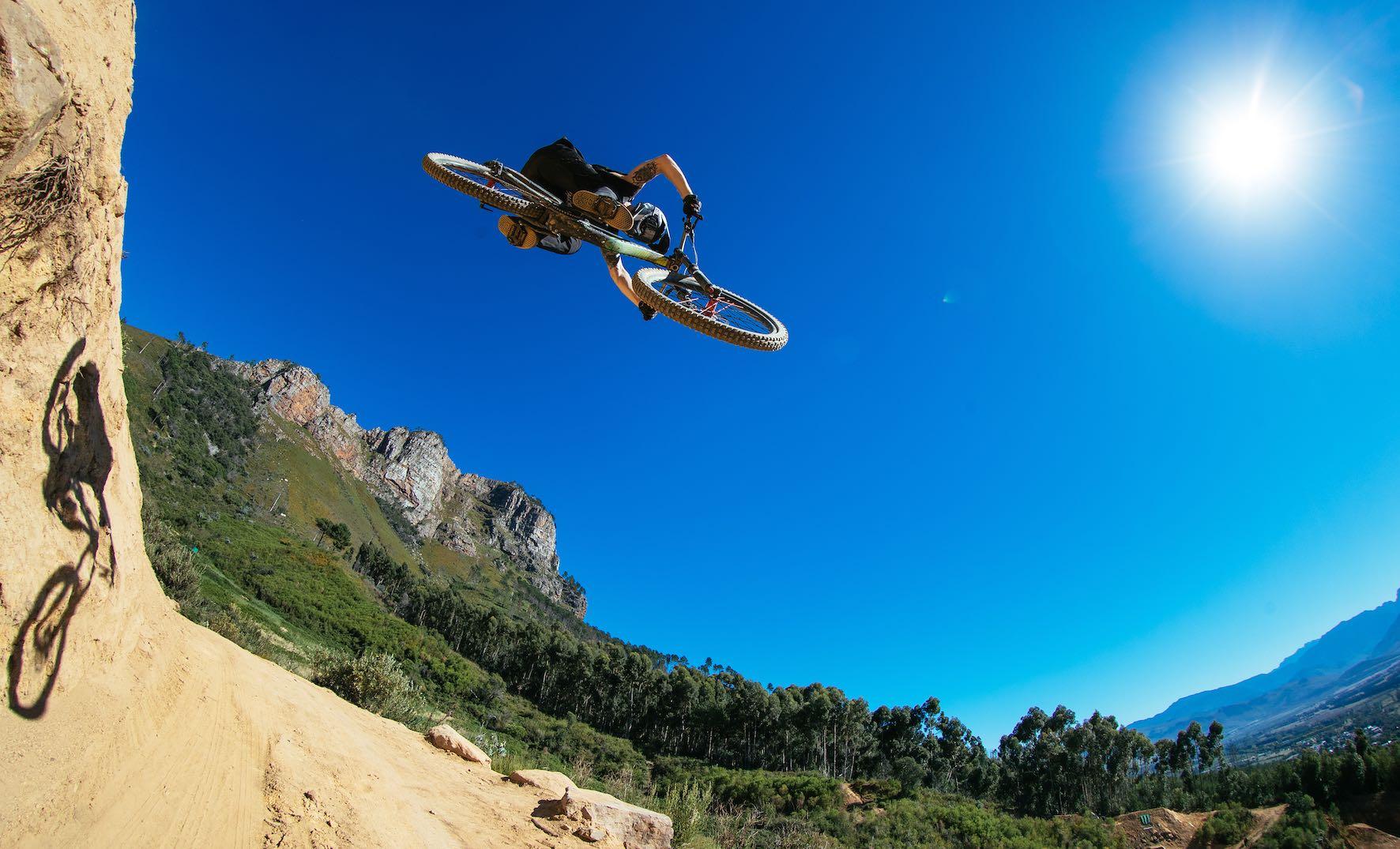 Interview with Freeride Mountain Bike rider Matt Macduff about DarkFEST 2019
