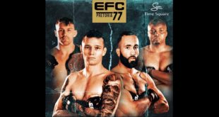 See the full MMA fight card for EFC 77 here.