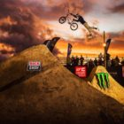 Review and results from the Night Harvest 2019 BMX and MTB dirt jump event