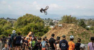 Results from the 2019 Crankworx Rotorua Slopestyle MTB contest