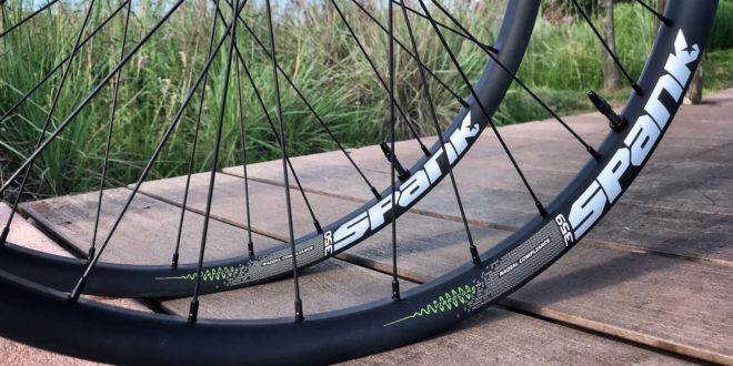 Spank 350/359 Vibrocore Tuned Wheelset Review