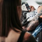 Lileen van den Berg talks tattoos and the tattoo industry