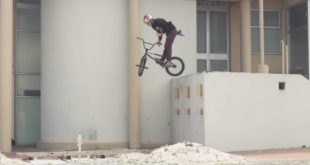 Enjoy some of the best BMX street riding featuringMurray Loubser in his latestOdyssey BMX edit -En Route.