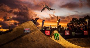 Watch the video highlights from The Night Harvest dirt jump contest where some of the most notorious BMX and MTB riders competed on the prison Potato Trails in Hout Bay, Cape Town.