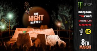 SA's biggest BMX and MTB dirt jump competition is back in Hout Bay, Cape Town – The Night Harvest takes place on Saturday 8th March 2019.