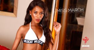 Go behind-the-scenes on our 2019 Calendar Shoot with Miss March, Tshego Vegas.