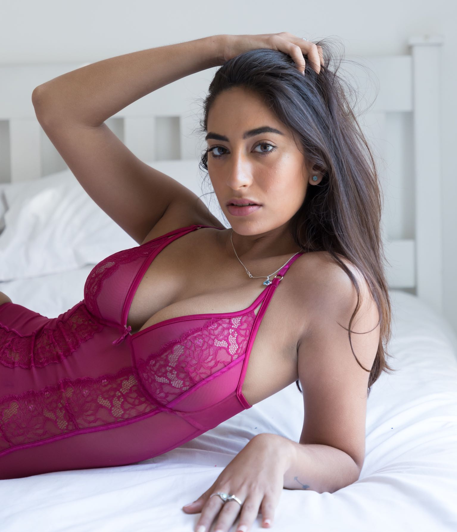 Hayley Kathoke in our latest SA babes feature
