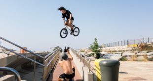 The Vans South Africa BMX Team embarked on a trip across Spanish borders to explore some of the best street spots Barcelona has to offer. A mix of street and park riders made for an interesting experience - Passports Please.