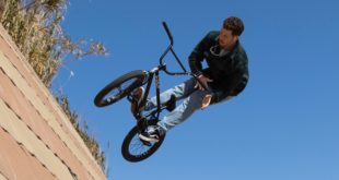 When a crew of South Africans living abroad link up for an epic BMX mission in Spain, the result is threeminutes of bikes, beers and carnage.