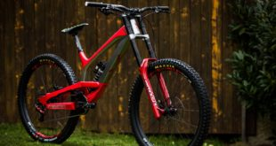 Johann Potgieter 2019 YT Industries TUES Downhill MTB Bike Check