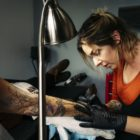 Meet our Tattoo artist of the week, Lauren Peachfish