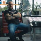 Meet Tony Barcelos as our tattoo Artist of the Week