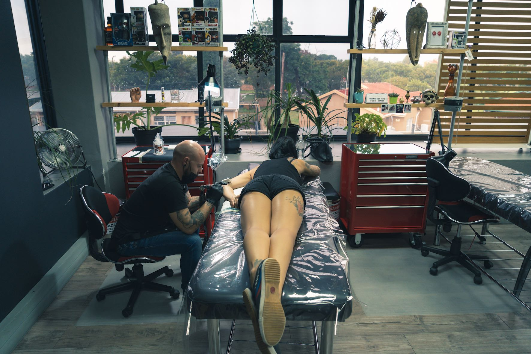 We talk tattoos and more with Tony Barcelos