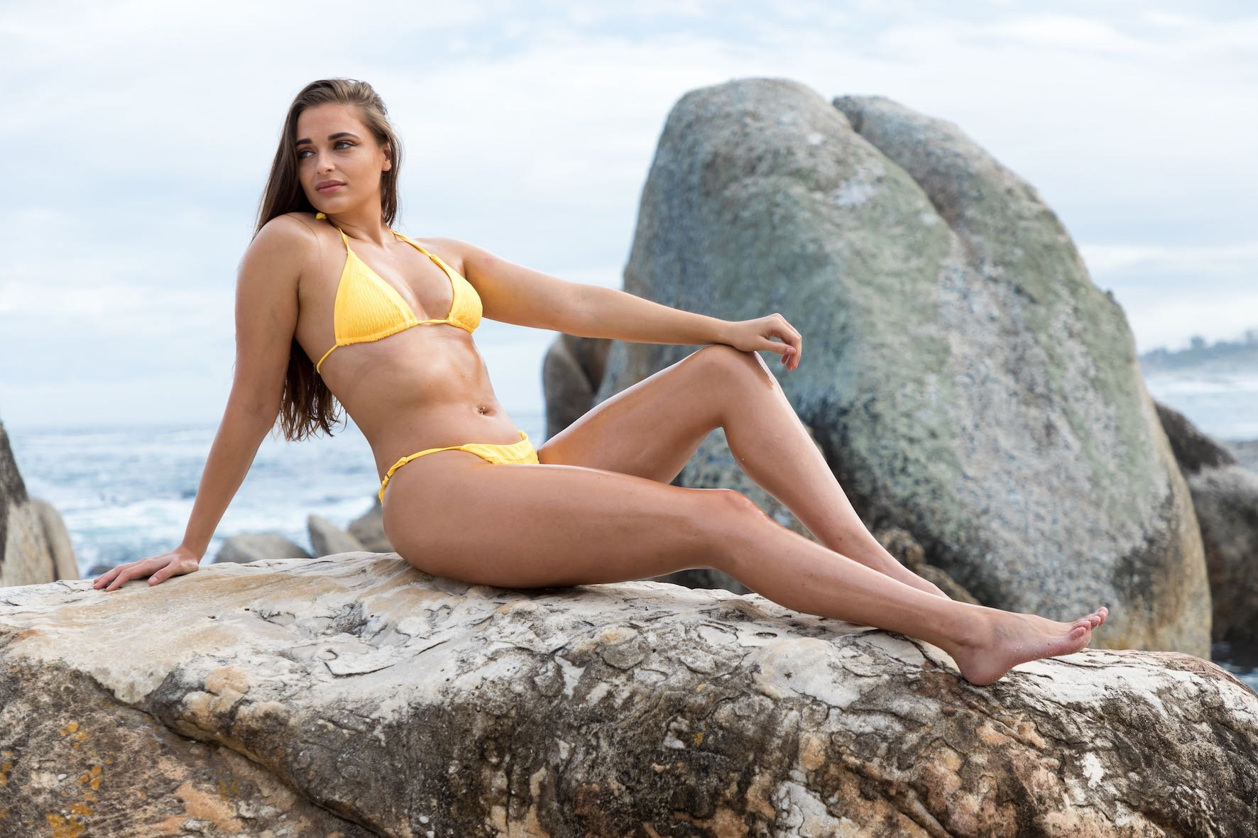 Meet Mia le Roux as our LW Babe of the Week
