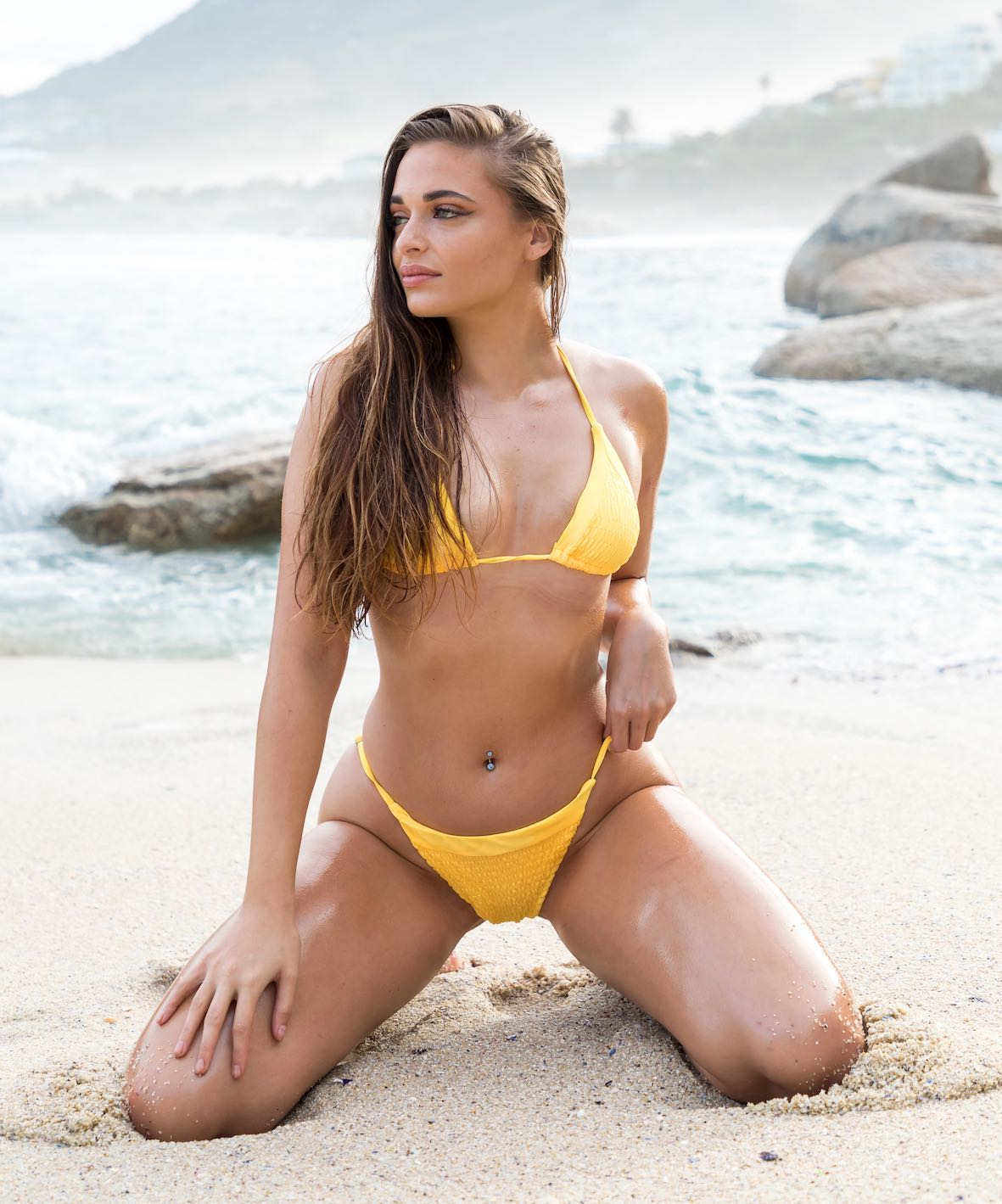 Our South African Babes feature with Mia le Roux