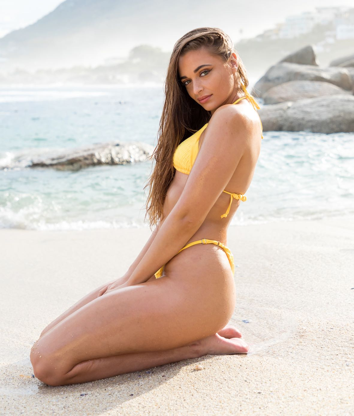 Our South African Girls feature with Mia le Roux