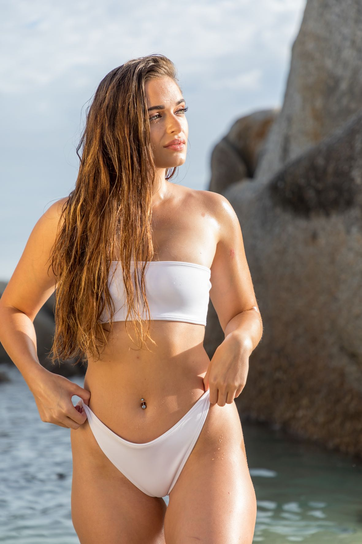 Mia le Roux featured in our latest SA Babes feature