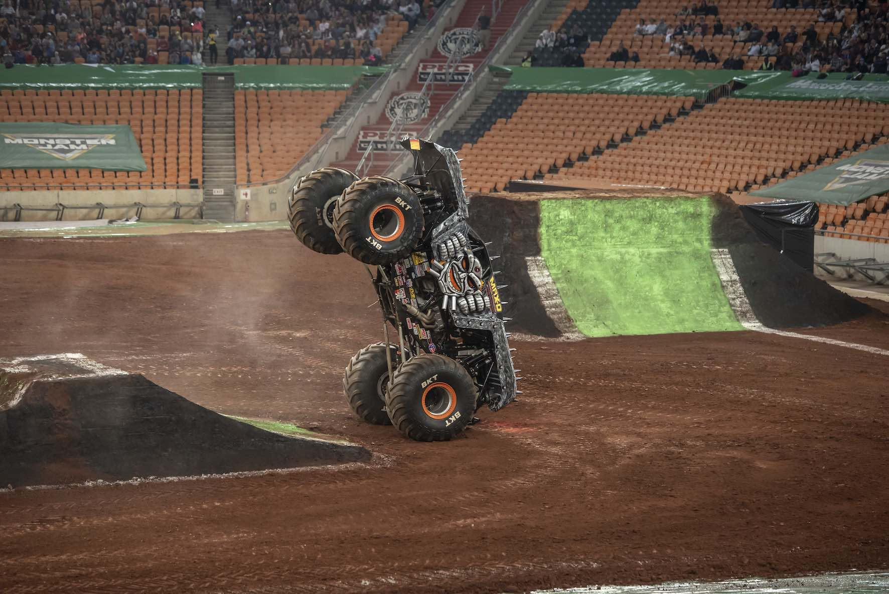 Max-D during Monster Jam South Africa