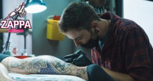 Meet John Martin in this week's Tattoo Artist feature