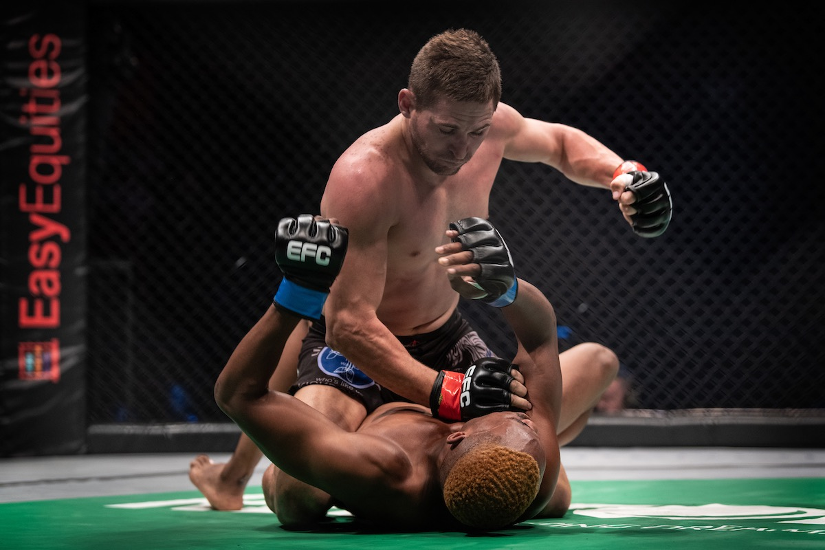 Results from all 11 MMA fight from EFC 79
