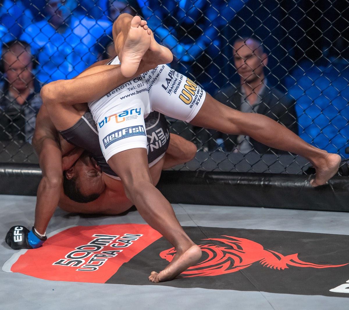 Reinaldo Ekson vs Tumisang Madiba