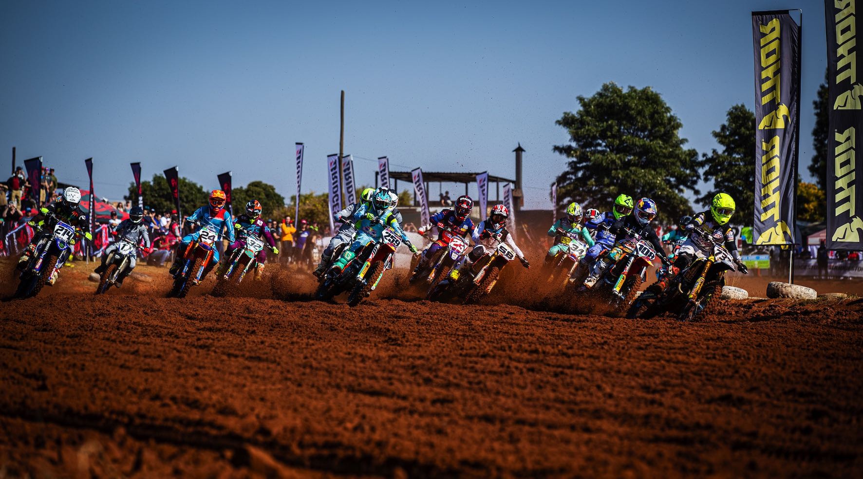 Race Report from Round 3 of the South African Motocross Nationals