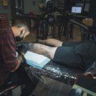 Our SA tattoo artist feature with John Martin Viljoen