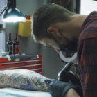 Tattoo Artist feature with John Martin Viljoen