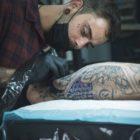 Our South African tattoo artist feature with John Martin Viljoen
