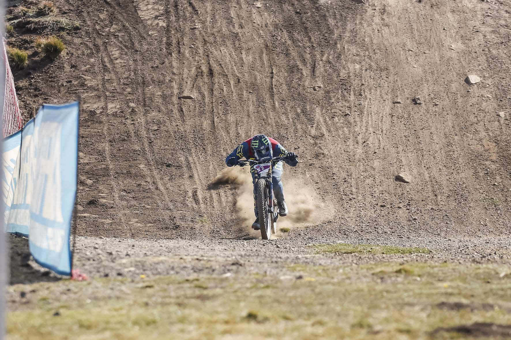 Interview with the 2019 SA Downhill MTB Champion, Theo Erlangsen