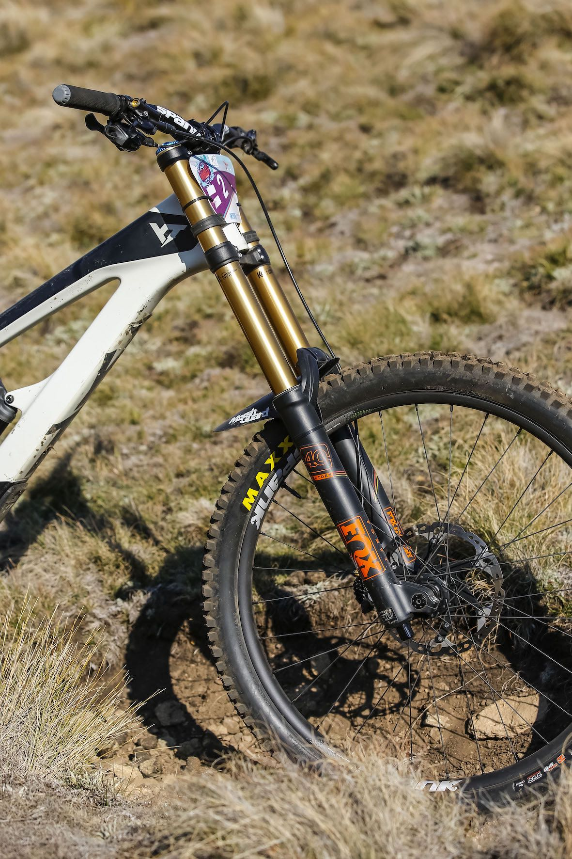 Theo Erlangsen talks Downhill Mountain Biking and defending his South African title
